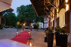 FEIERN auf VALENBROOK – ein unvergessliches ERLEBNIS. #Wedding #Hochzeit #Hochzeitsfest #Kornboden #Redcarpet
