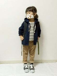 kannn ⁂│SHIPS KIDSのスニーカーコーディネート-WEAR Baby Girl Fashion, Toddler Fashion, Kids Fashion, Little Girl Outfits, Cute Outfits For Kids, Beige Outfit, Patagonia Kids, Kids Wardrobe, Stylish Kids