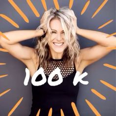 100k ... Thanks a million for sharing my moments with me Lx