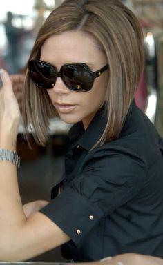 victoria beckam hair | victoria beckham style hair