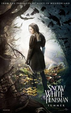 From the producer of Alice In Wonderland. Snow White and The Huntsman.