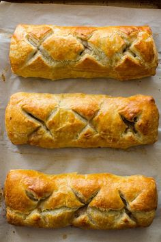 Sausage Rolls | by Spoon Fork Bacon