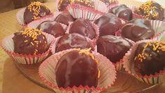 Τρούφες Μπανόφι !!! ~ ΜΑΓΕΙΡΙΚΗ ΚΑΙ ΣΥΝΤΑΓΕΣ 2 Greek Recipes, Toffee, Muffin, Sweets, Cooking, Breakfast, Desserts, Pastries, Sticky Toffee