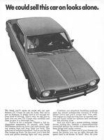 Subaru GL 1972 Ad Picture