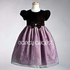 Baby dress this silver velvet sparkling skirt holiday baby dress