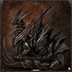 Disciples III - Змей рока - воины поддержки Орд нежити