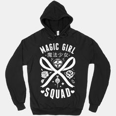 Magic Girl Squad | T-Shirts, Tank Tops, Sweatshirts and Hoodies | HUMAN