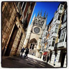 """Hoy en #Burgos"" ...por @thenyuman • Instagram"