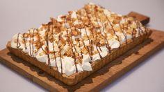 Poire Belle-Hélène-taart - Rudolph's Bakery | 24Kitchen
