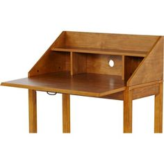 Bureau Office Desk - Oak Effect. at Homebase -- Be inspired and make your house a home. Buy now.
