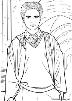 coloring pages for kids all your favorite cartoon stars are here harry potter