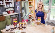 Sophie Uliano's Homemade Healthy Lattes