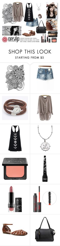 """Inspired by Christina Perri"" by ggjenna89 ❤ liked on Polyvore featuring Darice, Wildfox, Sophia & Chloe, Kat Von D and Steve Madden"