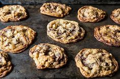 Magical Marvelous Cookies -- Choose your add-ins: From pretzels (or other salty snack food) to nuts, cereal, toffee pieces, dried fruit ~  the possibilities are endless.  yum-E : )