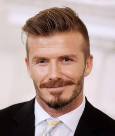 David Beckham - Uses his wealth and fame to create opportunities and enable development of young people.