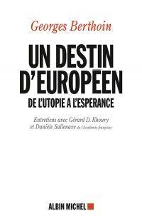 Georges Berthoin  fut le directeur de cabinet de Jean Monnet de  1952 à 1955.  Les entretiens qu'il a accordés à Danièle Sallenave et à Gérard D. Khoury éclairent le destin d'un homme qui s'est toujours senti européen, prônant le bien commun et la paix, des valeurs qui caractérisent son combat pour l'Europe – de l'utopie à l'espérance.