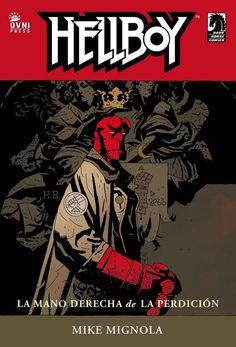 Hellboy, comic de Mike Mignola