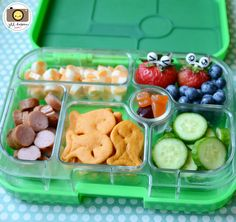 Toddler Lunch Box, Bento Box Lunch For Kids, Kids Packed Lunch, Kids Lunch For School, Healthy Lunches For Kids, Healthy Toddler Meals, Toddler Lunches, Lunch Snacks, Kids Meals