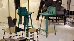 NEWS 2016 FRANK by Mogg / Design by Markus Johansson, 2016 Sgabello in massello di frassino. Stool in solid ash wood. #mogg #moggdesign #Frank #MarkusJohansson #stool #sgabello #Interior #Design #InteriorDesign #ItalianFurniture #Italian #Furniture #SaloneDelMobile #iSaloni #SalonedDelMobile2016