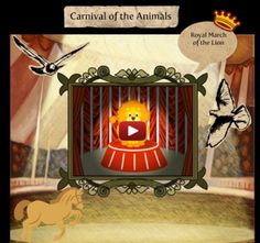 Elementary Music Methods: Real Life Edition: Carnival of the Animals