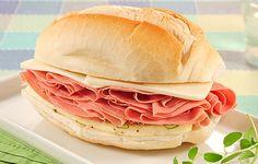 sanduiche de presunto e queijo - Google Search