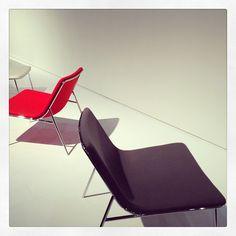 Brandon Kim's LILT chairs.