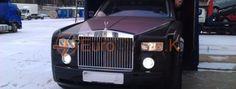 PKW Transport von Rolls Royce Phantom per LKW von Ronnenberg, Deutschland nach Moskau Zolllager, Russland - EuroGUS e.K. Internationale Spedition