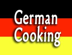 I'm Diane, a first-generation German-American. Anyone can share German food ideas in English, oder auf Deutsch. We are all friends here.