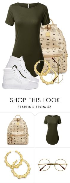 """""""Eh."""" by yokyok859 ❤ liked on Polyvore featuring MCM, Thalia Sodi, Retrò, women's clothing, women, female, woman, misses and juniors"""