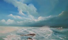 Paradise Cove - Heaven & Earth Paintings From Philip Gray