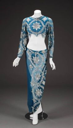 Cher costume worn on The Sonny & Cher  reunited show 1976