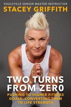 Two Turns from Zero: Pushing to Higher Fitness Goals-Converting Them to Life Strength by Stacey Griffith ebook audio reader ebook bible ebook a tablet ebook a epub Fitness Goals, Health Fitness, Woman Fitness, Fitness Plan, Health Diet, Fitness Diet, Senior Fitness, Self Empowerment, Inevitable