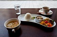 Yummy, Japanese breakfast.