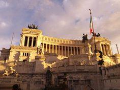 Alle Wege führen nach Rom...