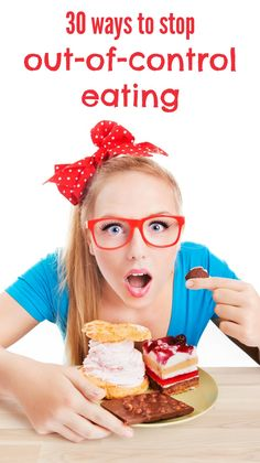 stop emotional eating for good and finally get healthy for the long term. great, real-life tips that actually work!