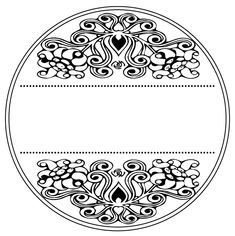 FREE Digi stamp  Hi There, I've made some more circle frames for your sentiments for you, these…