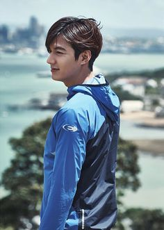 EIDER S/S 2015 Ad Campaign Feat. Lee Min Ho | Couch Kimchi