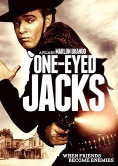 Marlon Brando One Eyed Jacks  | One-Eyed Jacks | Favorite Movies | Pinterest