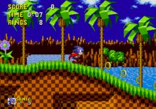 One of the best games of all time. Sonic the Hedgehog (1991)