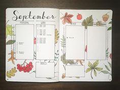 I'm ready for September