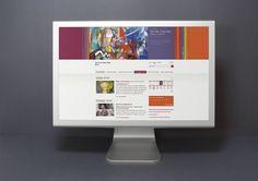 Screen Design – Zentrum Paul Klee