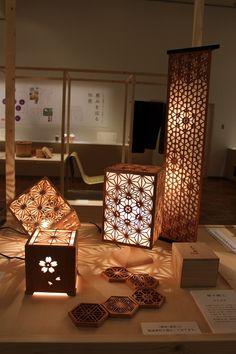 ちくご・もの・かたり ~ていねいなくらしのかたち~00年の歴史を持つ日本が誇る伝統技術「組子細工(木下木芸)」