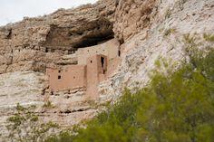 Exploring the Montezuma Castle National Monument