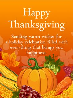 Happy Thanksgiving Wishes for Friends, Family, coworkers, boss. Each year people celebrate the Thanksgiving Day to show gratitude for everything they are blessed with.