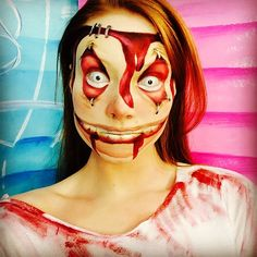 Most amazing body painter ever! Check her out! MadeULook by Lex! Look for her on YouTube, Facebook, Twitter, Instagram, and also her website madeulookbylex.com. You won't regret it! #madeulook #bodypainting #incredible