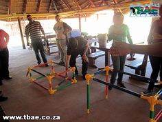 The DTI Team Building Pretoria Gauteng