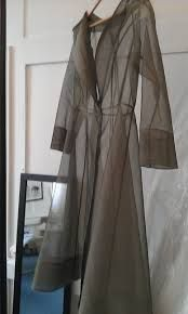 silk organza coat - Google Search