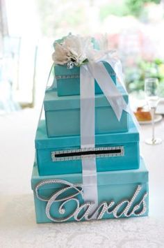 Creative Card Box Ideas for Quinceaneras