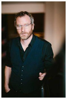Matt Berninger (The National)-Always a waistcoat. <3