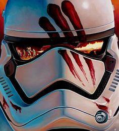Fin! Star Wars.